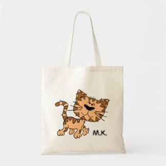 Cute Tiger Cub Tote Bag