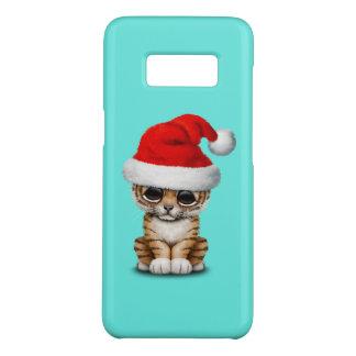 Cute Tiger Cub Wearing a Santa Hat Case-Mate Samsung Galaxy S8 Case