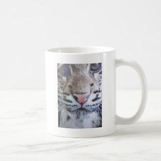 Cute Tiger Eyes Classic White Coffee Mug
