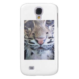 Cute Tiger Eyes Galaxy S4 Cover