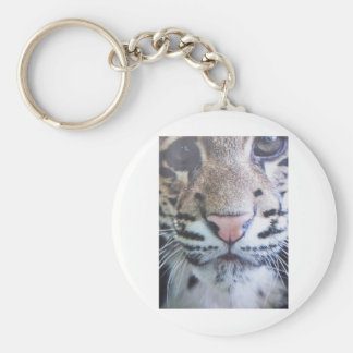 Cute Tiger Eyes Keychain
