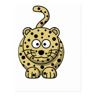 Cute Tiger Postcard