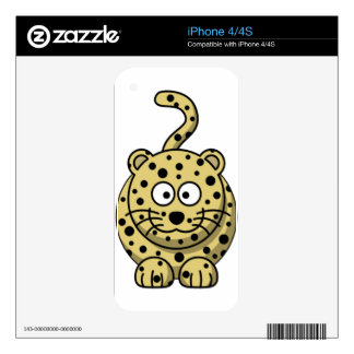 Cute Tiger Skin For The iPhone 4S