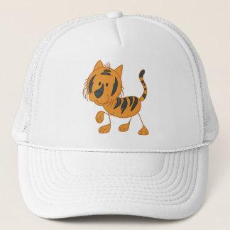 Cute Tiger Trucker Hat