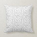 Cute Tiny Dots | Throw Pillow