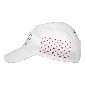 Cute Tiny Valentine Hearts Headsweats Hat