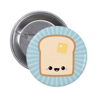 Cute Toast Button