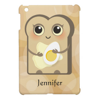 Cute Toasties - Butter and Egg iPad Mini Covers