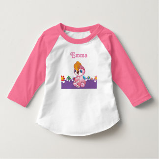 Cute toddler American Apparel T-Shirt