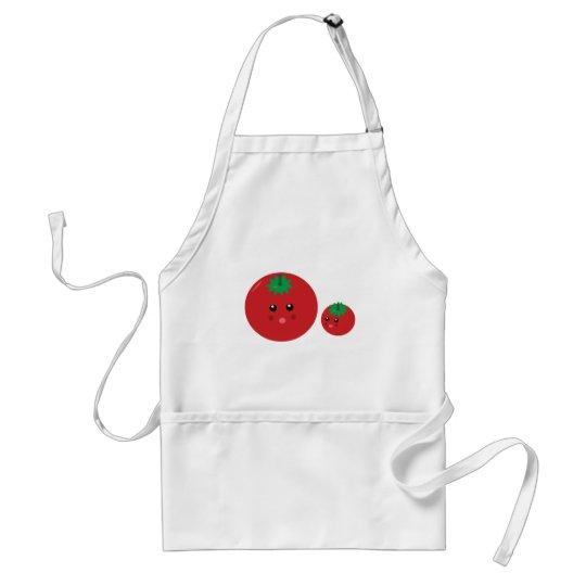Cute Tomato Adult Apron