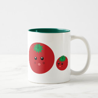 Cute Tomato Coffee Mug