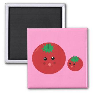 Cute Tomato Magnet