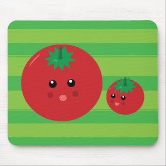 Cute Tomato Mouse Pad