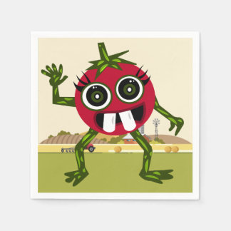 Cute Tomato Napkins