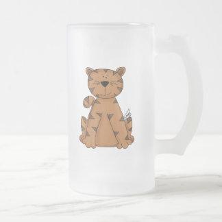 Cute Tommy Tiger Coffee Mug