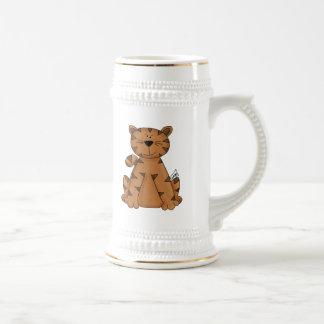 Cute Tommy Tiger Mug
