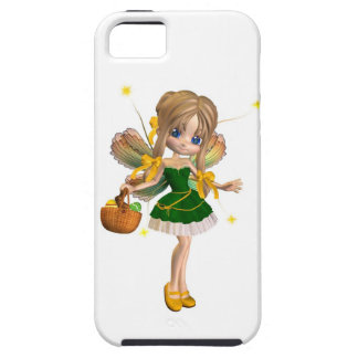 Cute Toon Easter Fairy - 1 iPhone 5 Cover