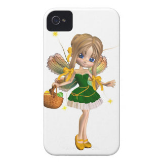 Cute Toon Easter Fairy - 1 iPhone 4 Cases