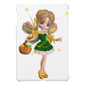 Cute Toon Easter Fairy - 1 Cover For The iPad Mini