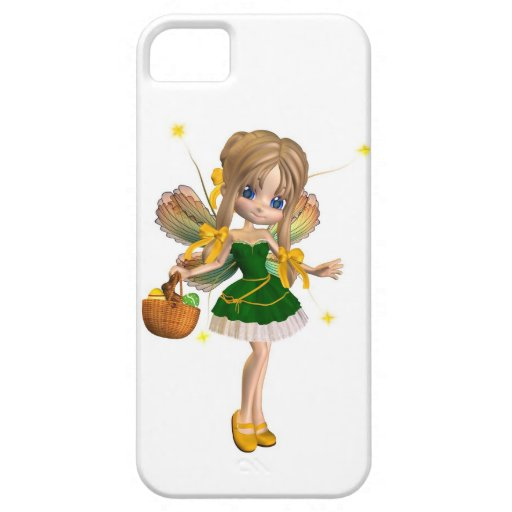 Cute Toon Easter Fairy - 1 iPhone 5 Cases