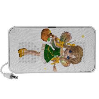 Cute Toon Easter Fairy - 1 Portable Speaker