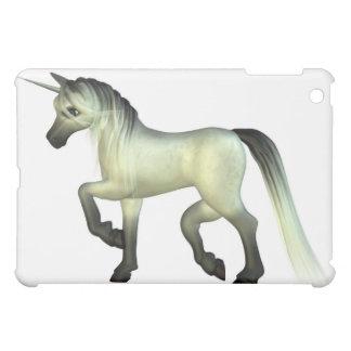 Cute Toon Unicorn iPad Mini Cases