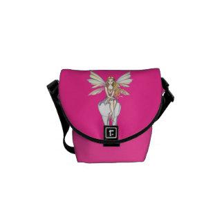 Cute Tooth Fairy Messenger Bag