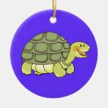 Cute tortoise ornament