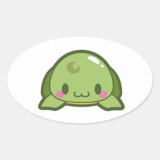Cute Tortoise sticker