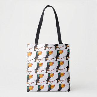 Cute Toucan Tote Bag