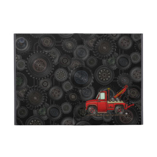 Cute Tow Truck Wrecker iPad Mini Cover