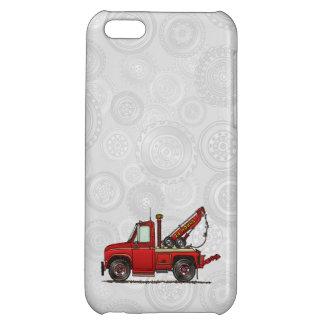 Cute Tow Truck Wrecker iPhone 5C Covers