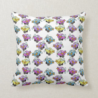 Cute Toy Aeroplanes Pillow (Large Planes)