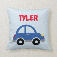 Car Decorative Throw Pillows Zazzle