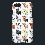 "Cute Toy Dog Breed Pattern iPhone 8/7 Case<br><div class=""desc"">Cute Toy Dog Breed Pattern. Chihuahua,  Pomeranian,  Brussels griffon,  Italian greyhound,  Maltese,  Yorkie,  Yorkshire Terrier,  Shih Tzu, </div>"