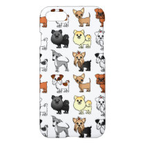 Cute Toy Dog Breed Pattern iPhone 8/7 Case
