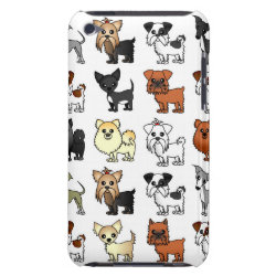 Case-Mate iPod Touch Barely There Case with Pomeranian Phone Cases design