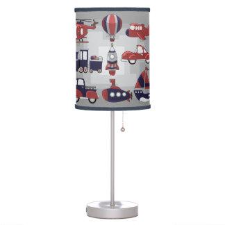 Cute Transport Table Lamp