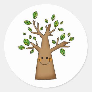 cute tree stickers