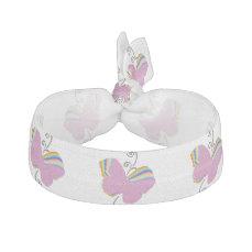 Cute trendy design hair elastic/bracelet hair tie