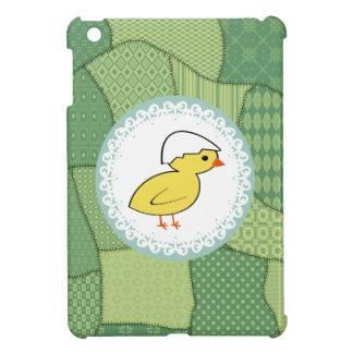 Cute Trendy  girly  fun cartoon chicken Case For The iPad Mini