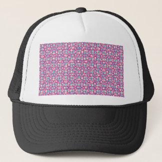 Cute Trendy Scribble Bows Trucker Hat