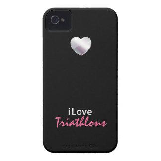 Cute Triathlon Case-Mate iPhone 4 Case