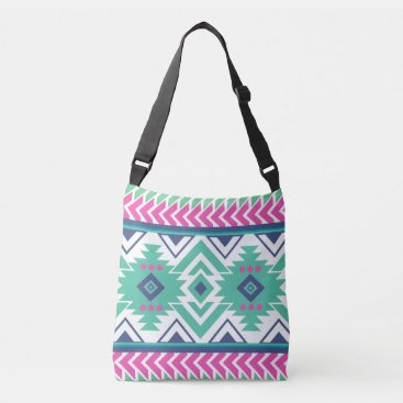 Aztec Themed Cute Tribal Aztec Back to School Tote
