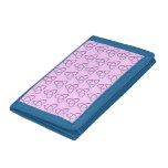 Cute triquetra wallet