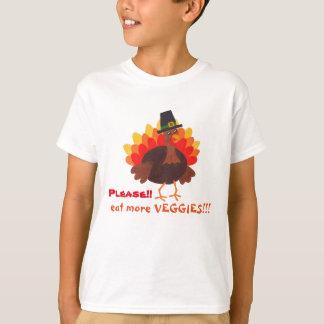 Cute Turkey - Funny Thanksgiving - T-shirt