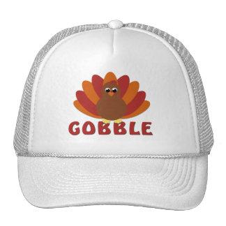Cute Turkey Gobble Hat
