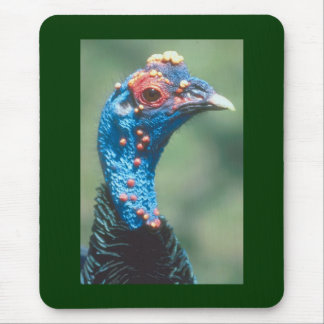 Cute Turkey Mouse Pad
