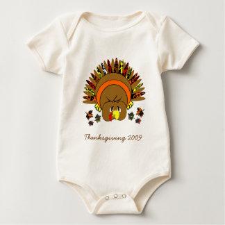 Cute Turkey Thanksgiving Women's T-shirt