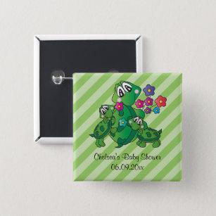 Turtle Theme Buttons Pins Decorative Button Pins Zazzle